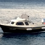 "Our boat ""Paola"" for small trips"